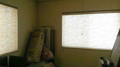和室はプリーツスクリーンがおススメです。