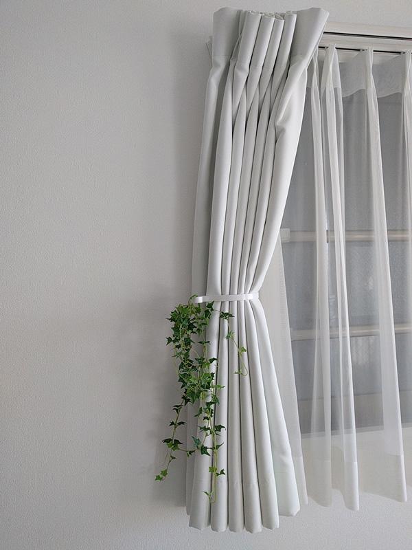 パーフェクトホワイト|1級遮光+遮熱+防炎カーテン